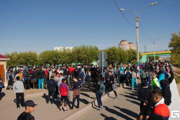 ATYRAU CROSS 2017